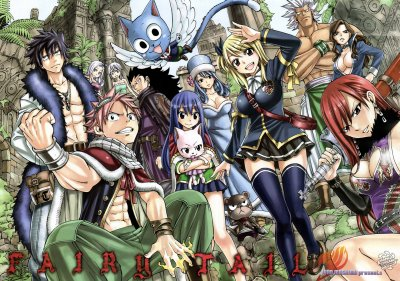 Fairy Tail Guild Wallpaper Hd Blog de Last-Fairy - L...